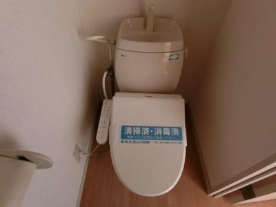 【トイレ】コートビレッジ