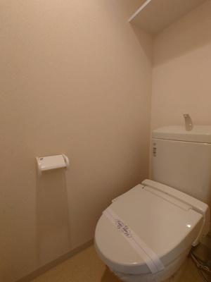 【トイレ】ラグゼ都島北Ⅱ