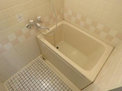 【浴室】チサトマンション