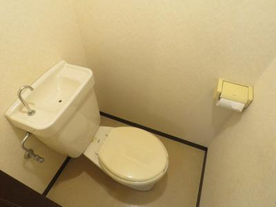 【トイレ】チサトマンション