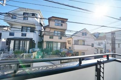 【展望】西横浜駅徒歩11分の閑静な住宅街。全居室南向きにつき陽当り良好♪横浜市西区西戸部町3丁目 全3棟新築戸建て