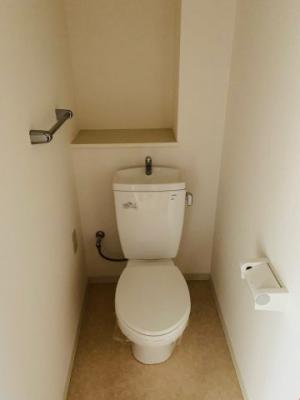 【トイレ】紅雲
