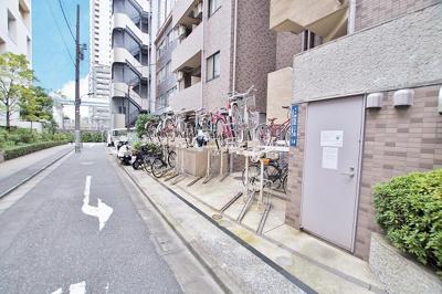 【駐車場】インシティ浜松町
