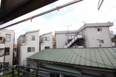 【展望】ディアコート梶ヶ谷