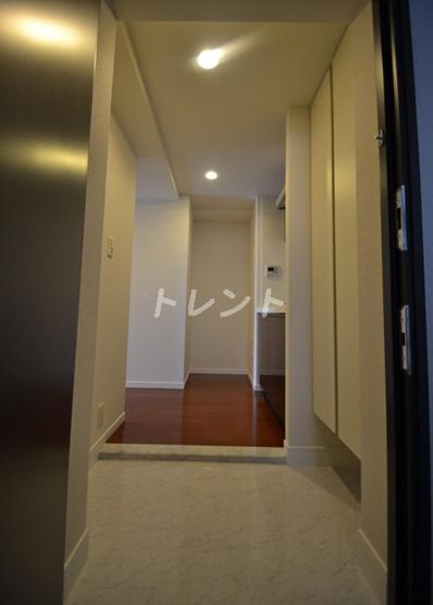 【玄関】ガリシア新宿ノース【ガリシア新宿North】