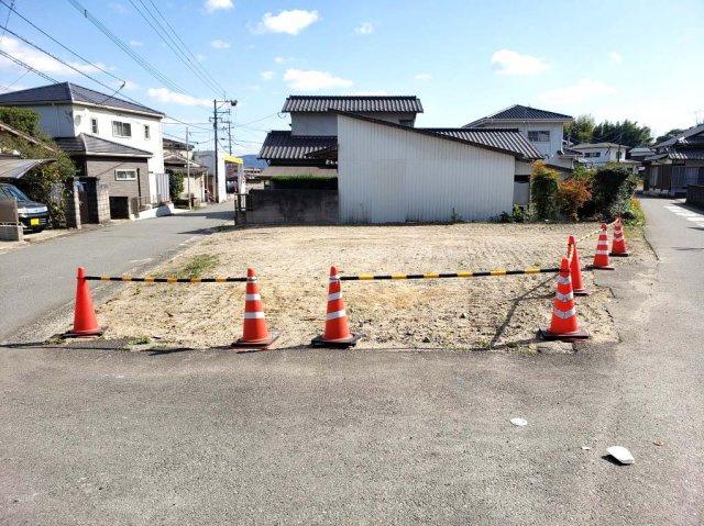 【前面道路含む現地写真】中売地