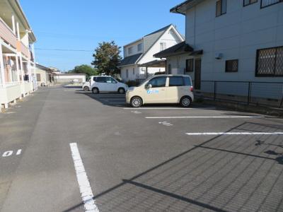 【駐車場】シティーハイツ太田