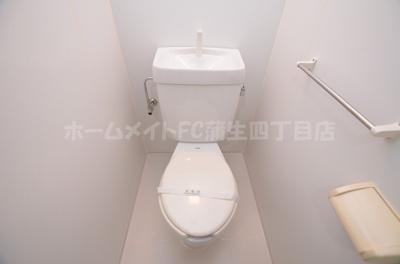 【トイレ】プロムナード都島