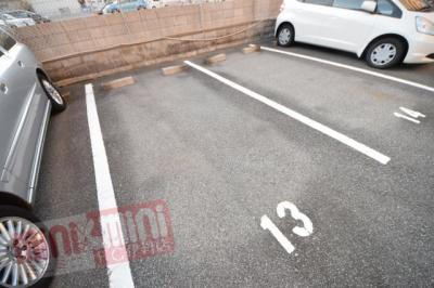 【駐車場】エクセル中央