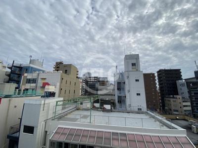 シャトー京橋 眺望