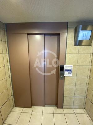 シャトー京橋 エレベーター