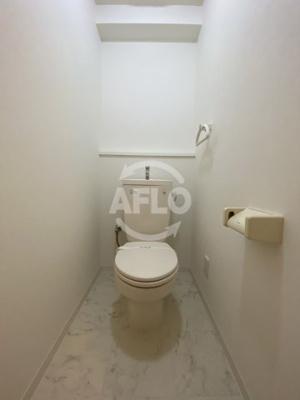 シャトー京橋 トイレ