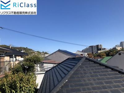 【展望】中古戸建 兵庫区矢部町