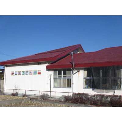 幼稚園・保育園「飯田市松尾東保育園まで1570m」