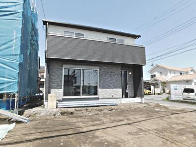 【外観】飯能市大字岩沢・全4棟 新築一戸建 A号棟 ~LDK20帖~