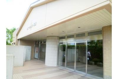 【外観】リバーウエストB館 8F リ ノベーション済