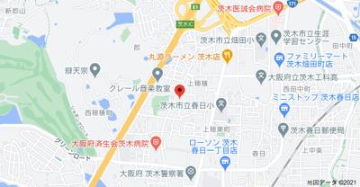 【地図】第二ドウエルなかせい