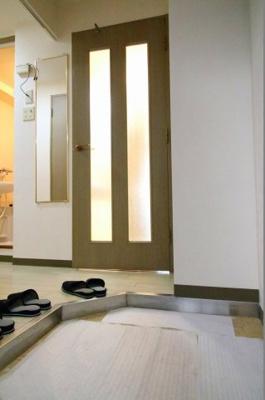 【玄関】フォレスト森ノ宮