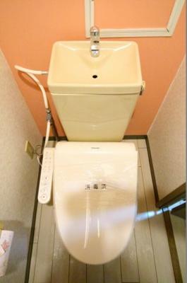 【トイレ】フォレスト森ノ宮