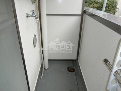 洗濯機置場・フラット・ポローニア