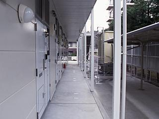 【エントランス】桜通り