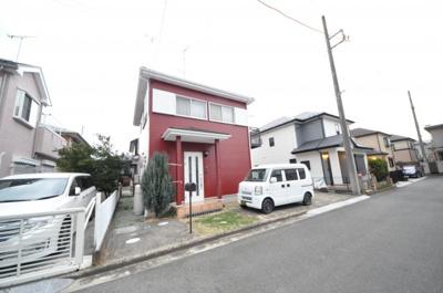 【外観】三田区画整理地内特選戸建