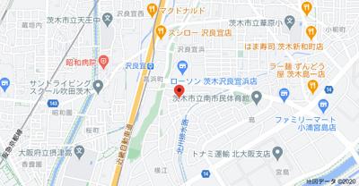 【地図】セードルⅢ