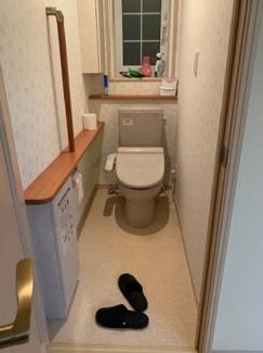 【トイレ】千葉市若葉区高品町 中古一戸建て 東千葉駅