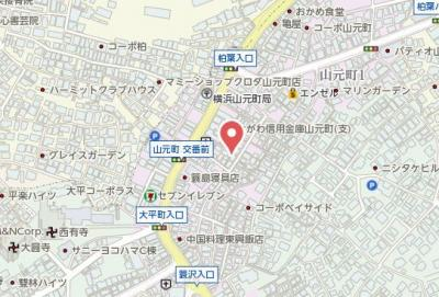 【地図】ハウメア山元町