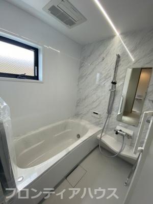 【浴室】灘区篠原北町4丁目 新築戸建