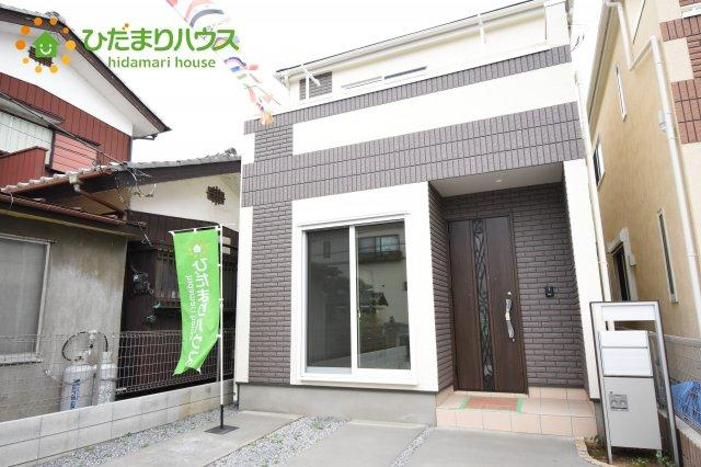【外観】北区宮原町4丁目 新築一戸建て 01