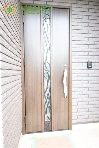 【玄関】北区宮原町4丁目 新築一戸建て 01