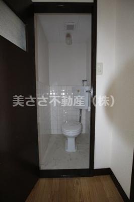 【トイレ】コーポ清雲