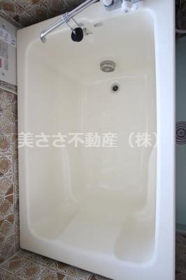 【浴室】コーポ清雲