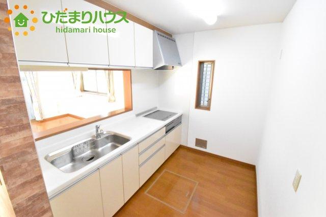 【キッチン】北本市下石戸7丁目 中古一戸建て