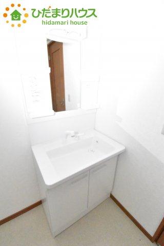 【独立洗面台】北本市下石戸7丁目 中古一戸建て