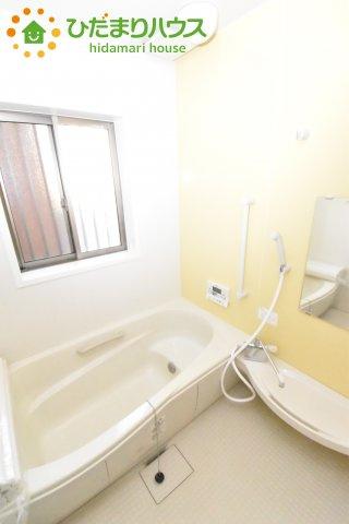 【浴室】北本市下石戸7丁目 中古一戸建て