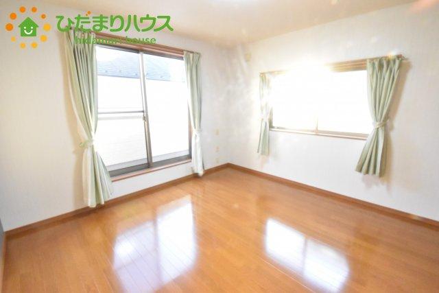 【寝室】北本市下石戸7丁目 中古一戸建て