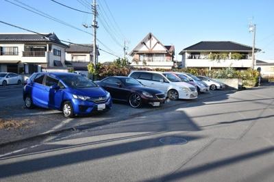 【駐車場】フォアシュピールハイムB