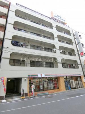 【外観】ライオンズマンション錦糸町 5階 リ ノベーション済
