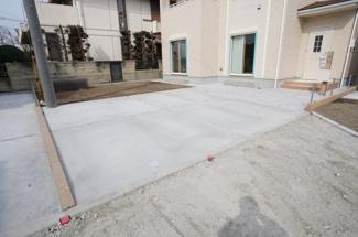 駐車場も整備されていますので、駐車もラクラクです。本日、建物内覧できます。住ムパルまでお電話下さい!