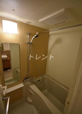 【浴室】カーサスプレンディッド虎ノ門新橋