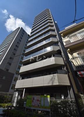 【外観】カーサスプレンディッド虎ノ門新橋