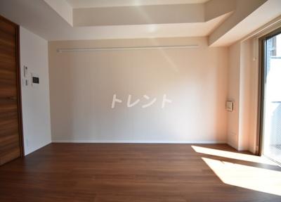 【寝室】カーサスプレンディッド虎ノ門新橋
