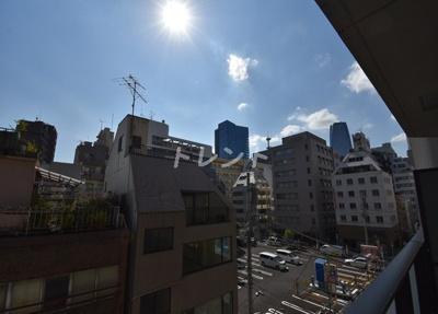 【展望】カーサスプレンディッド虎ノ門新橋