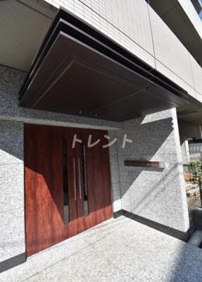 【エントランス】カーサスプレンディッド虎ノ門新橋
