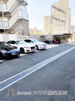 【駐車場】サンメゾン京橋エルド