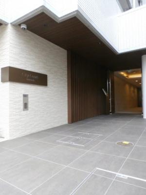 【エントランス】シティーコート新大阪
