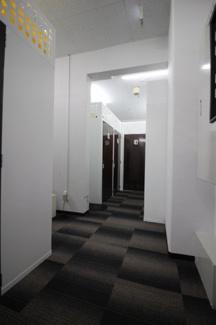 レンタル収納内部