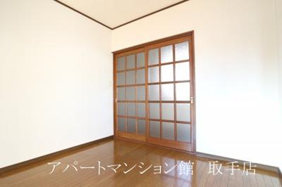 【洋室】オレンジ館